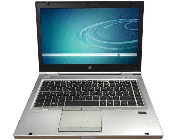 HP EliteBook 8460p core i5 - Webcam