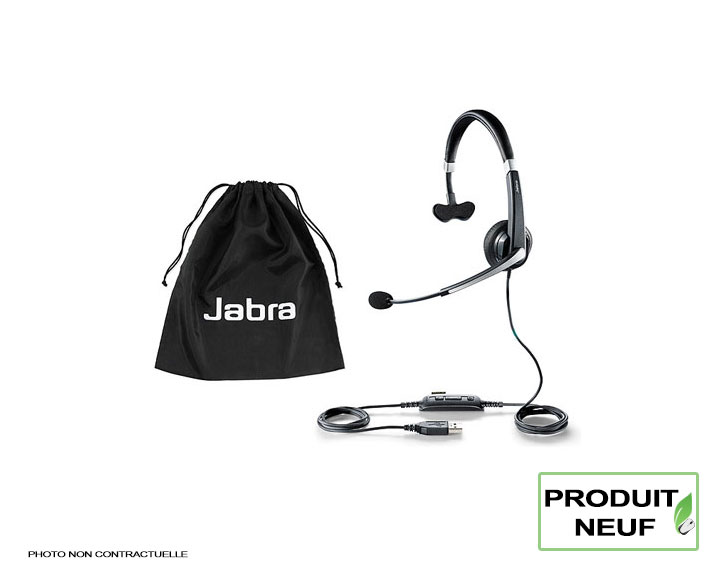 JABRA CASQUE MICRO UC VOICE 550 MS MONO