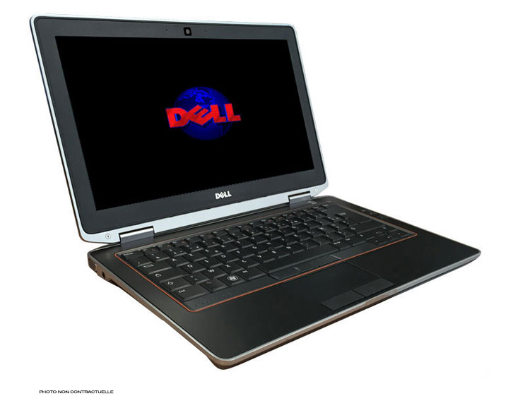 DELL Latitude E6320 Core i5 - Webcam