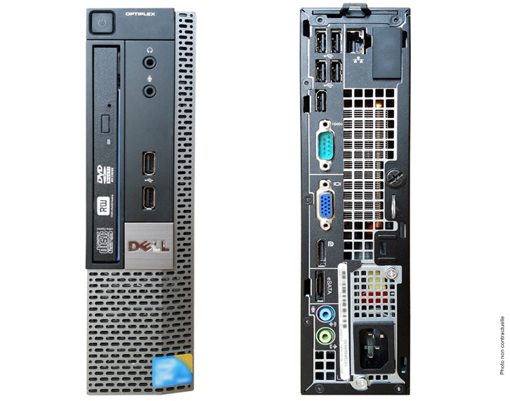 UC DELL Optiplex 780