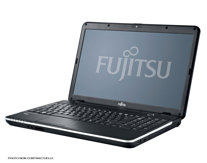 "FUJITSU Lifebook A512 Core i3 Webcam - 15,6"" HDMI"