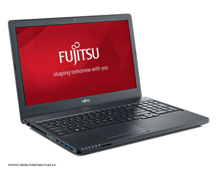 FUJITSU Lifebook A555 Core i3 Webcam HDMI - 15,6""