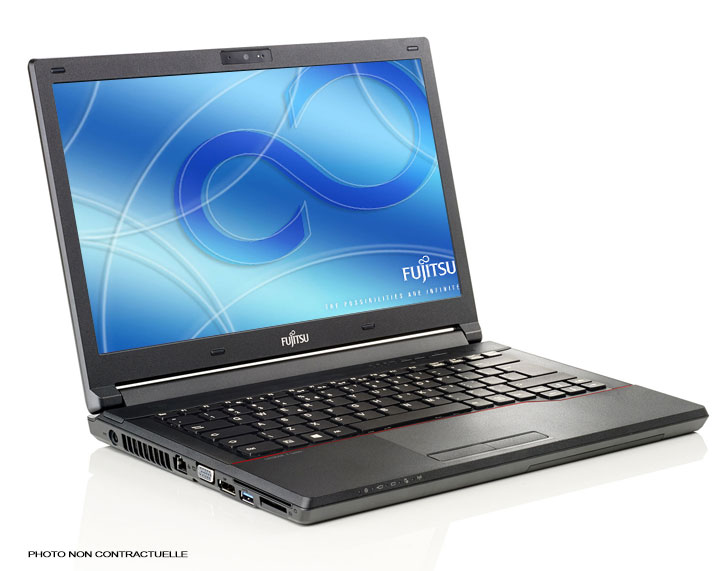 FUJITSU Lifebook E544 Core i5 Webcam