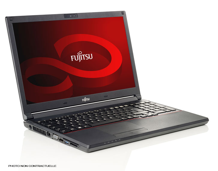 "FUJITSU Lifebook E556 Core i3 - 15,6"" Webcam"