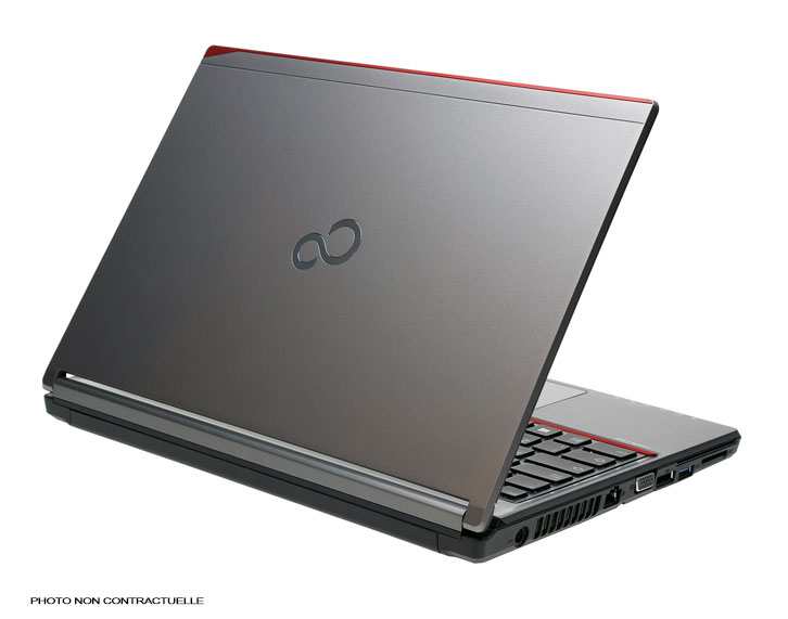 FUJITSU LifeBook E736 Core i5 Webcam