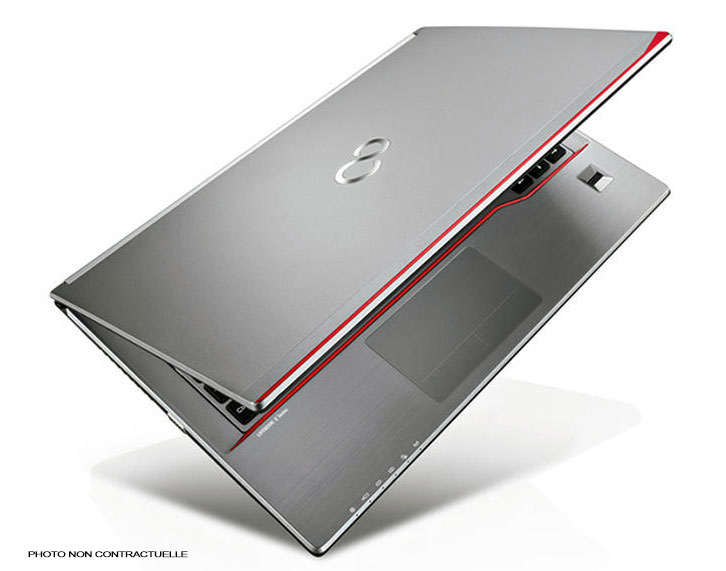 FUJITSU LifeBook E743 Core i5 Webcam