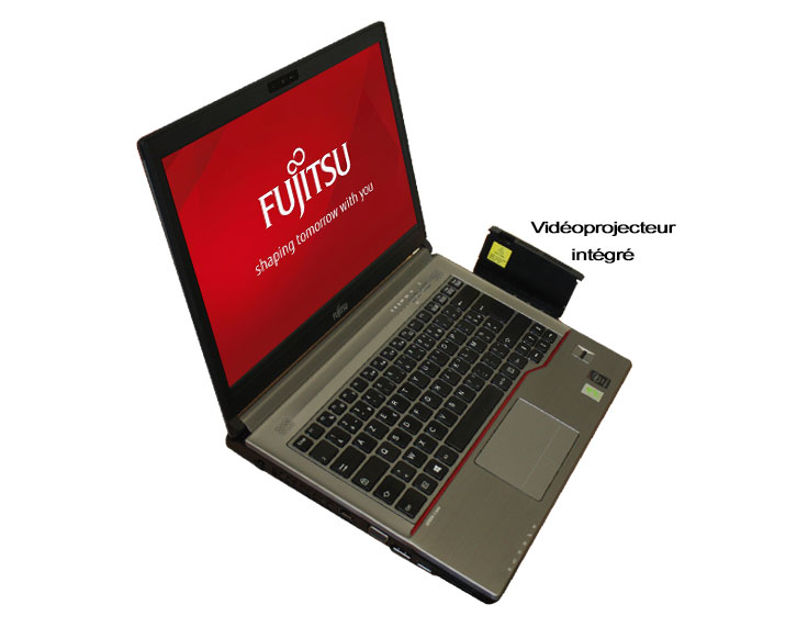 FUJITSU LifeBook E744 Core i5 Webcam