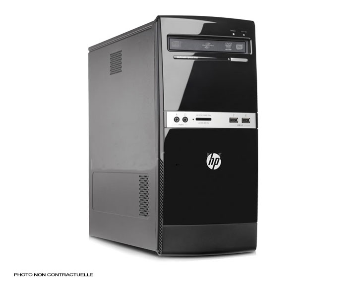 UC HP 500B Microtower