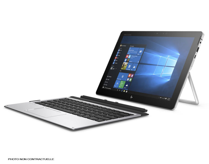 HP Elite x2 1012 G1 - PC Tablet / tactile