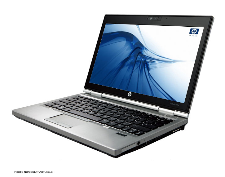 HP EliteBook 2570p core i5 - Webcam 240Go SSD