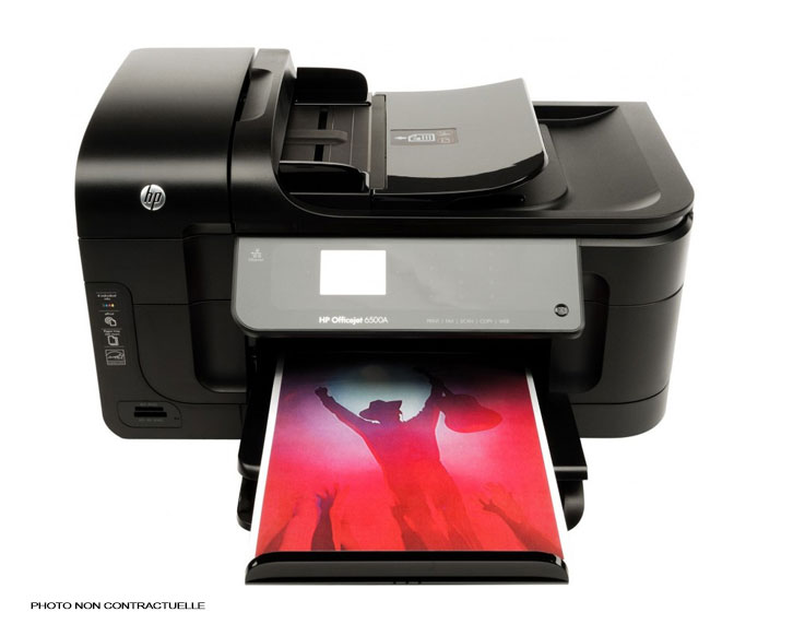 IMPRIMANTE MULTIFONCTION HP OFFICEJET 6500A (CN555A)