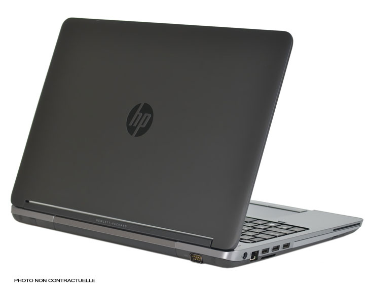 "HP ProBook 650 G1 core i5 -15,6"" Webcam"
