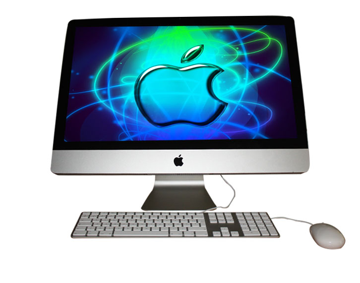 "APPLE iMAC - 27"" Webcam - core i5"
