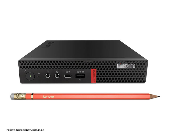 UC LENOVO ThinkCentre M720q - Core i3