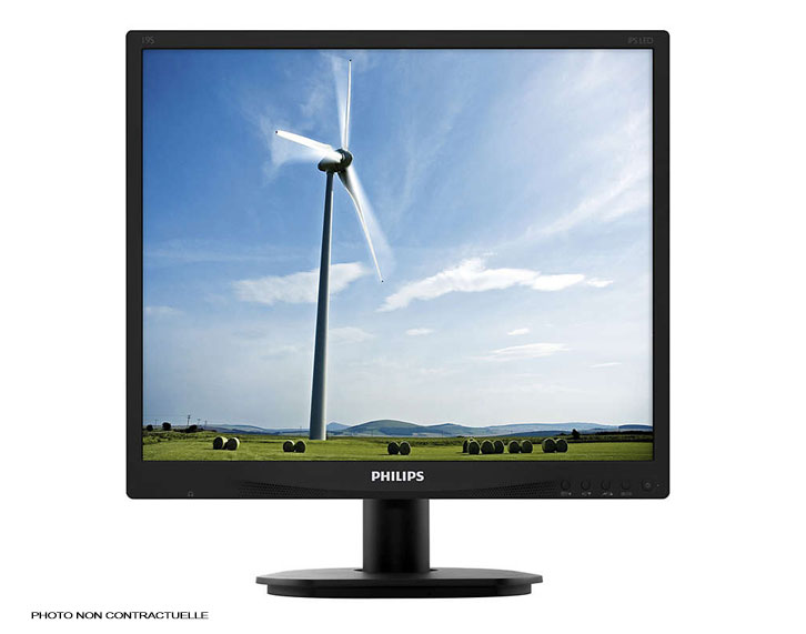 Ecran Philips 19""